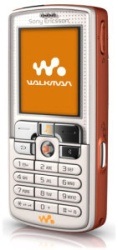 SonyEricsson W800i Smooth White